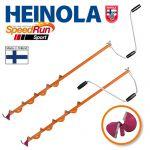 Ледобуры HEINOLA Speed Run Sport HL1-100-600N